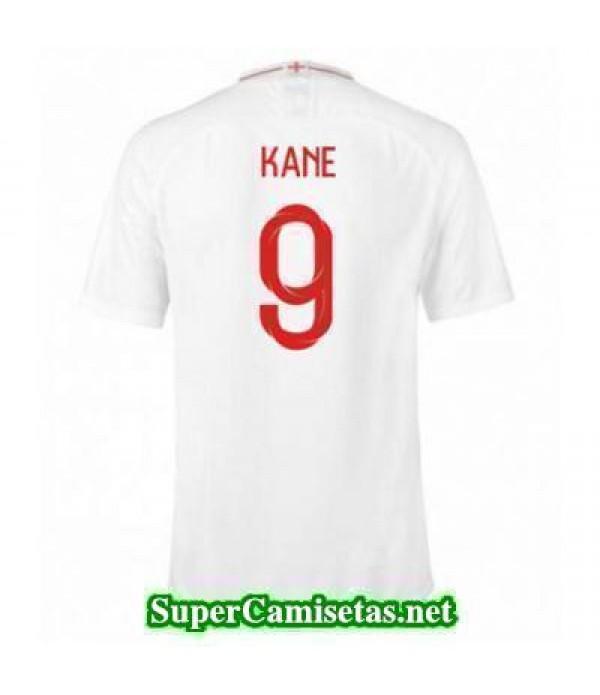 Primera Equipacion Camiseta Inglaterra Kane Copa Mundial 2018