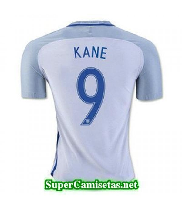 Primera Equipacion Camiseta Inglaterra KANE Eurocopa 2016