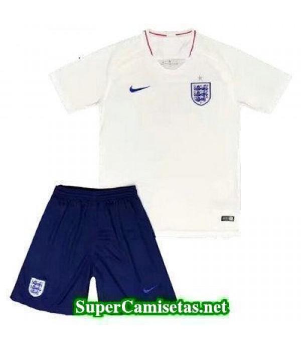 Primera Equipacion Camiseta Inglaterra Ninos Copa ...