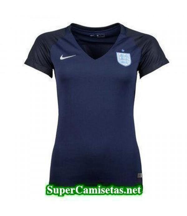 Tercera Equipacion Camiseta Inglaterra Mujer 2017 ...