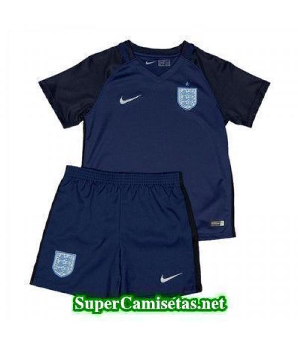 Tercera Equipacion Camiseta Inglaterra Ninos 2017 2018