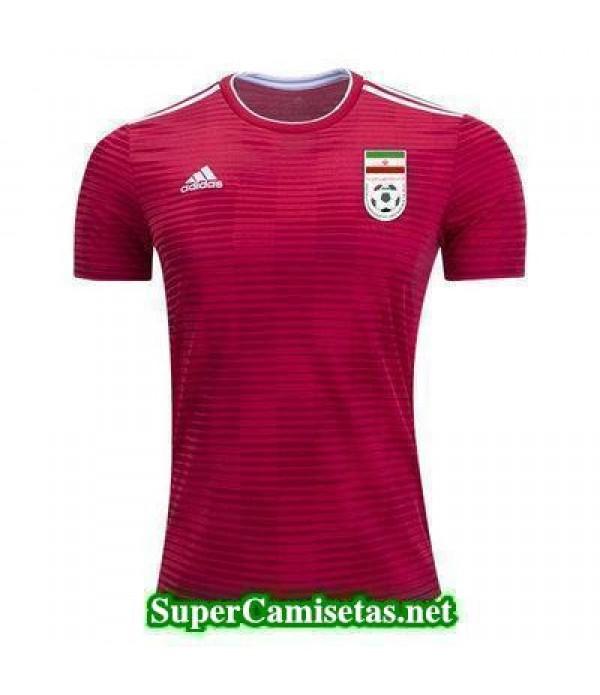 Segunda Equipacion Camiseta Iran Copa Mundial 2018