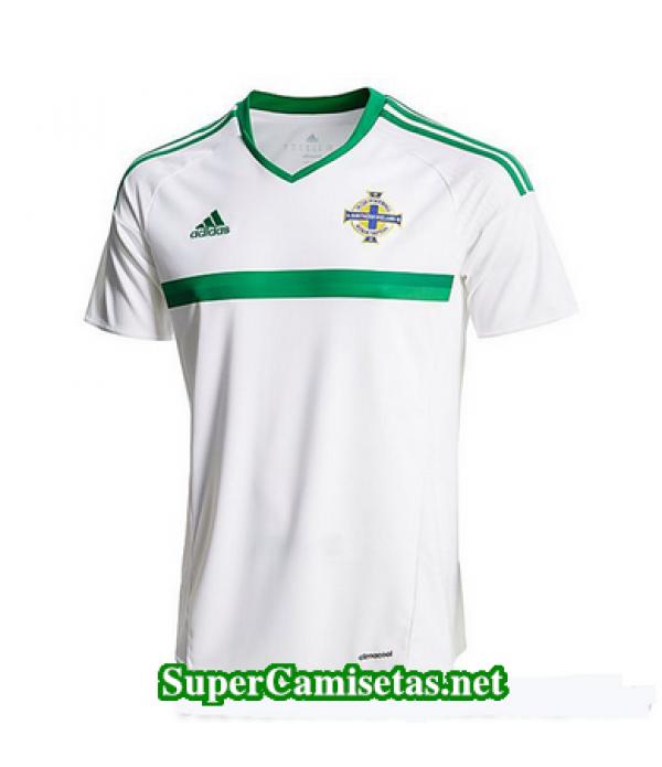 Tailandia Segunda Equipacion Camiseta Irlanda del Norte Eurocopa 2016