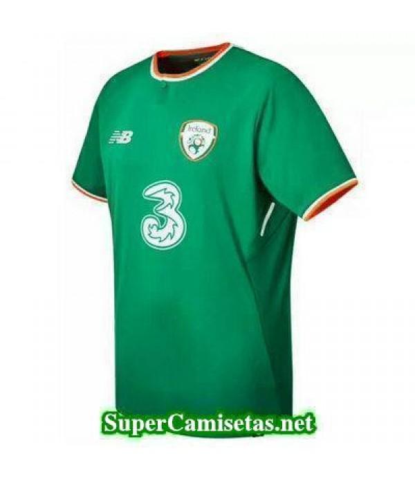 Tailandia Primera Equipacion Camiseta Irlanda Copa Mundial 2018