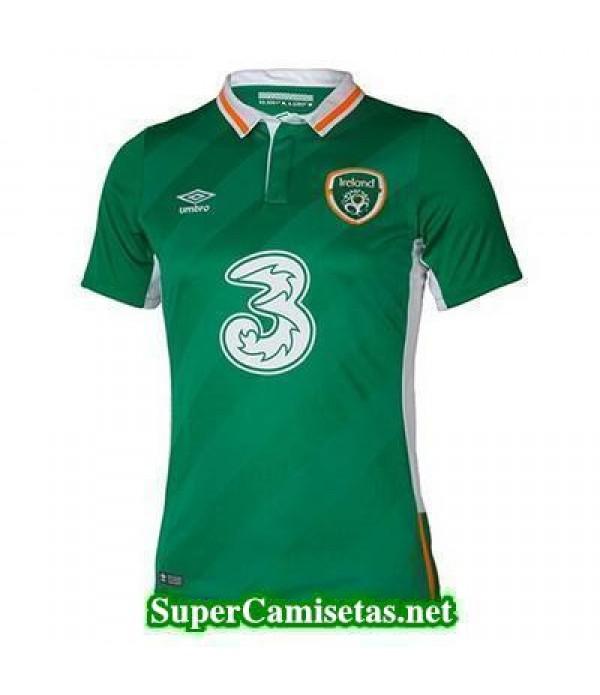 Tailandia Primera Equipacion Camiseta Irlanda Eurocopa 2016