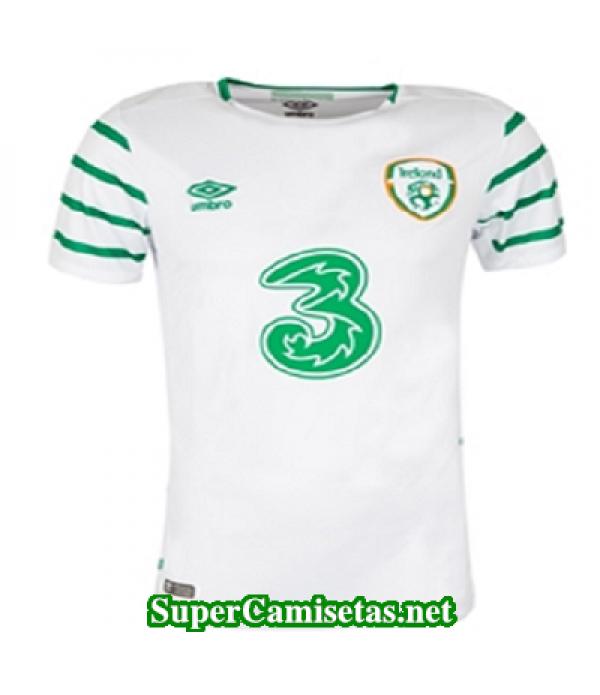 Tailandia Segunda Equipacion Camiseta Irlanda Eurocopa 2016