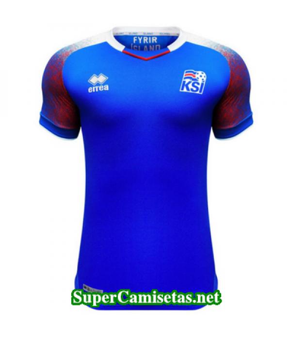 Primera Equipacion Camiseta Islandia 2018 2019