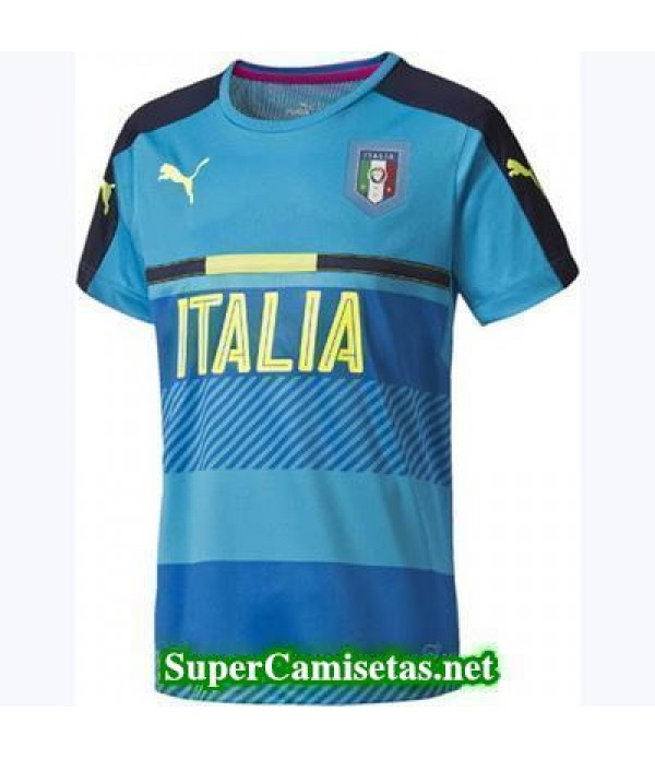 camiseta entrenamiento Italia 2016 2017