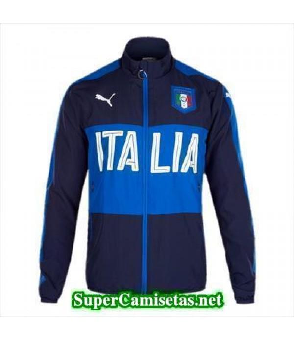 Chaquetas Italia Azul 2016 baratas