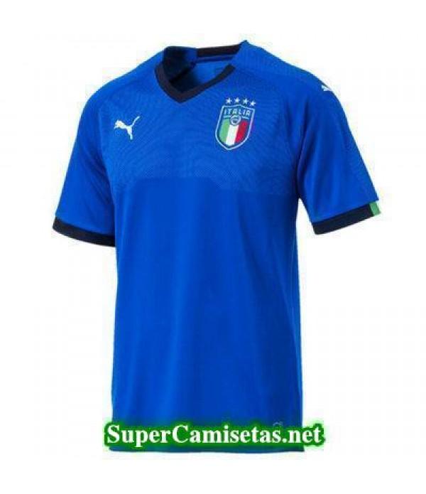 Primera Equipacion Camiseta Italia Copa Mundial 2018