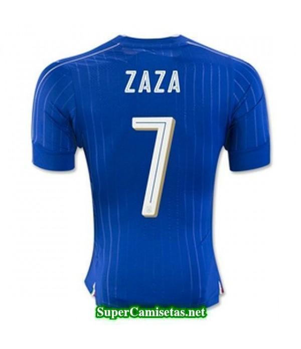 Primera Equipacion Camiseta Italia ZAZA Eurocopa 2016