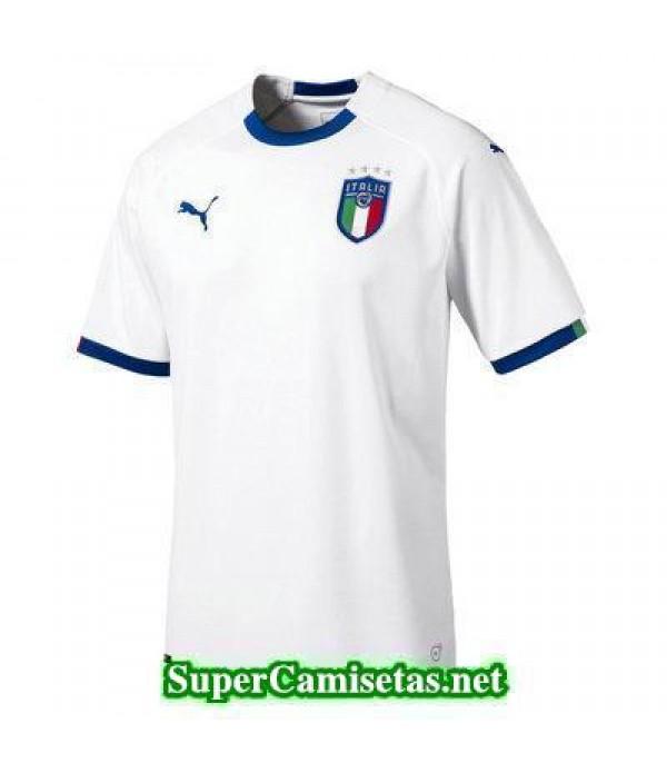 Segunda Equipacion Camiseta Italia 2018 2019