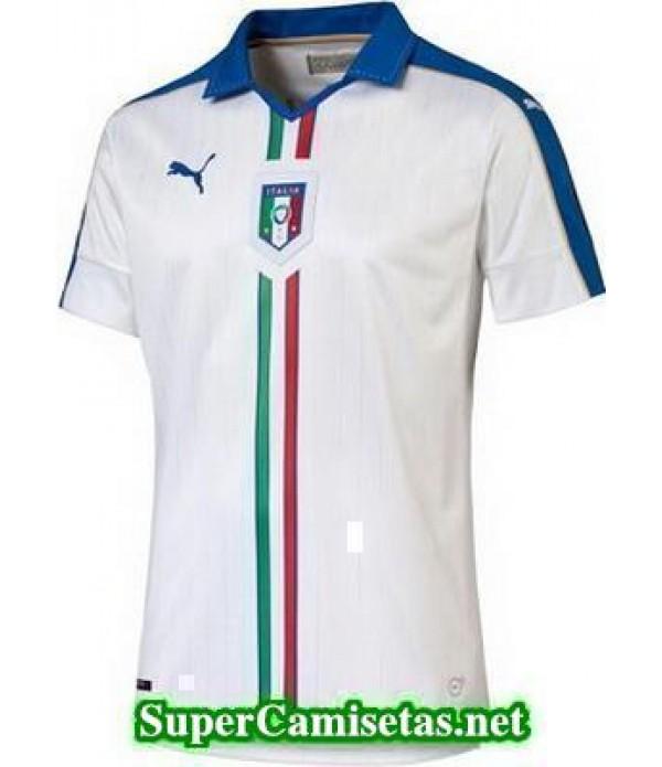 Segunda Equipacion Camiseta Italia Eurocopa 2016