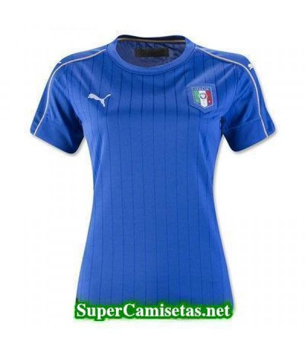 Tailandia Primera Equipacion Camiseta Italia Eurocopa 2016