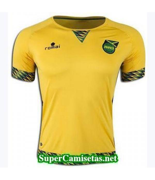 Primera Equipacion Camiseta Jamaica Copa America 2016