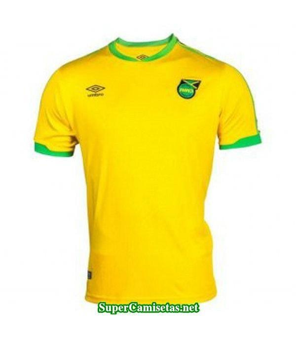 Primera Equipacion Camiseta Jamaica Mujer Copa Mundial 2019