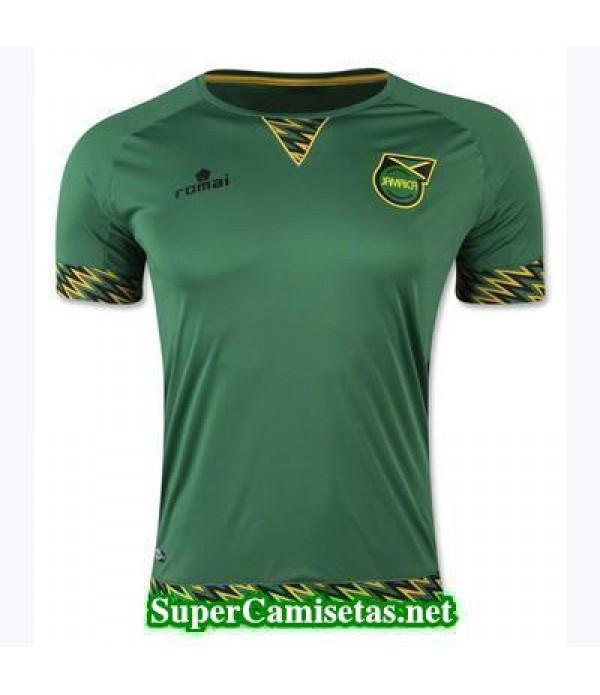 Segunda Equipacion Camiseta Jamaica Copa America 2016