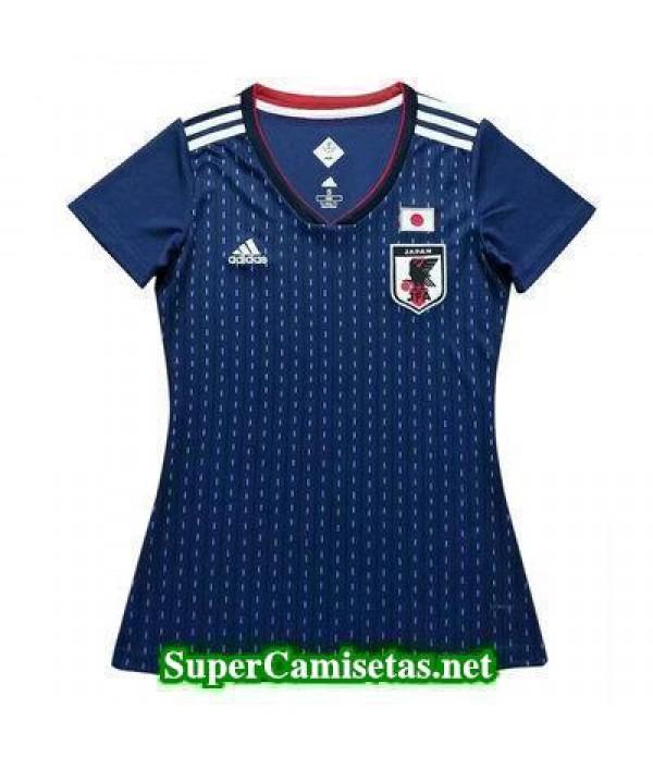 Primera Equipacion Camiseta Japon Mujer Copa Mundial 2018