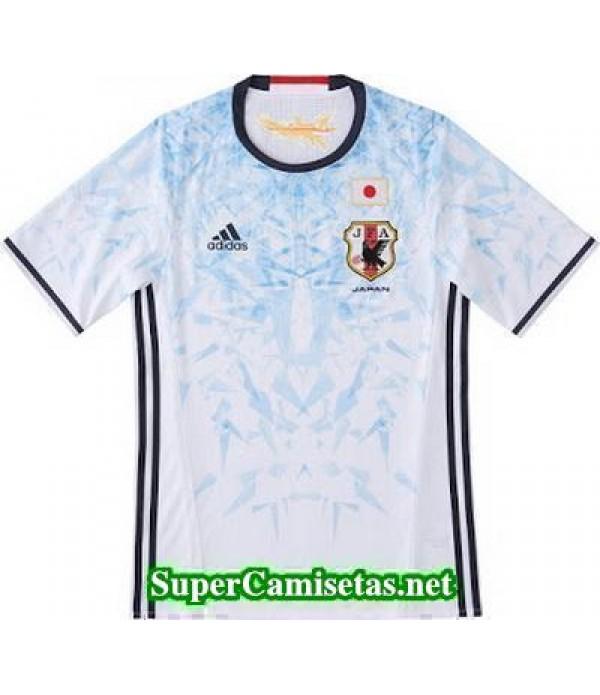 Tailandia Segunda Equipacion Camiseta Japon 2016/17