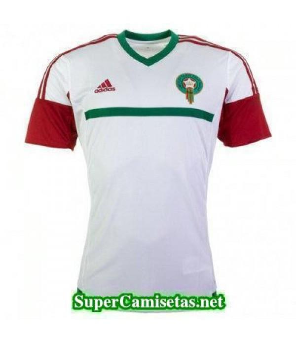 Segunda Equipacion Camiseta Marruecos Copa Mundial 2018