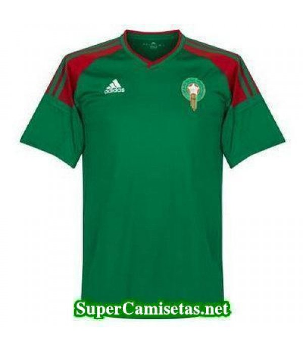 Tailandia Tercera Equipacion Camiseta Marruecos 2017/18