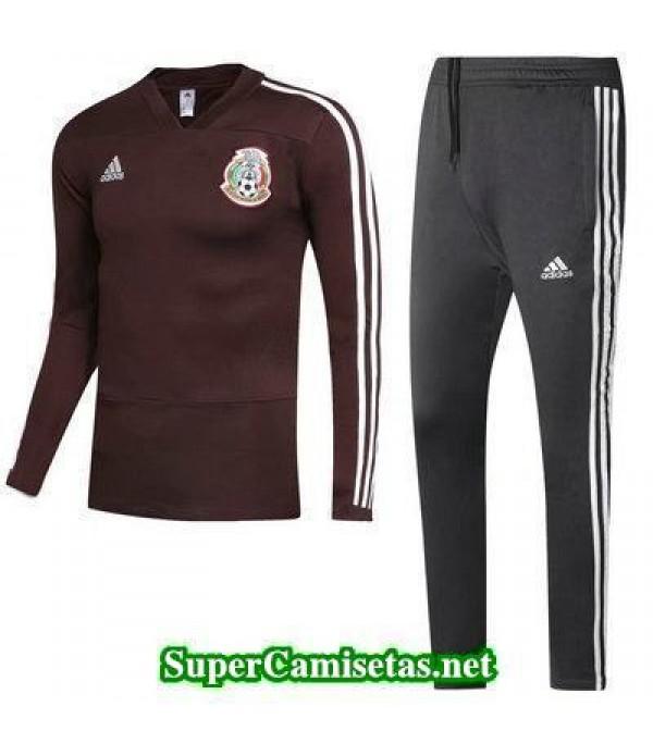 Camiseta entrenamiento Mexico ML Rojo 2018 2019