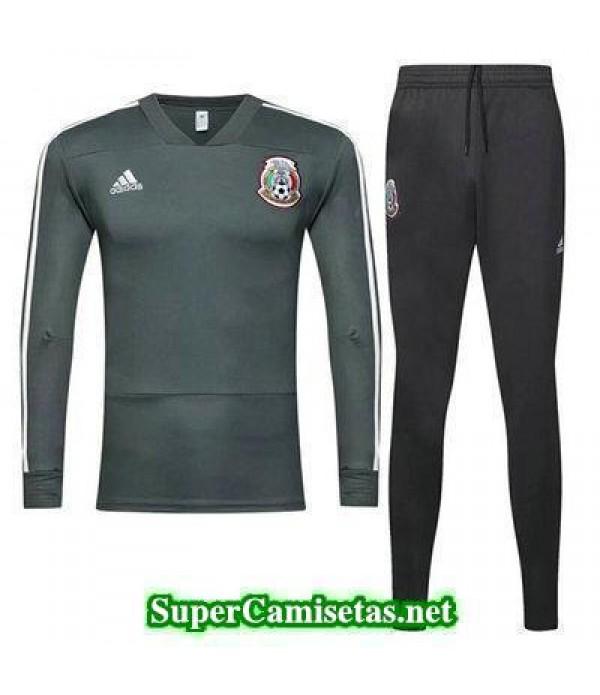 Camiseta entrenamiento Mexico ML Verde 2018 2019