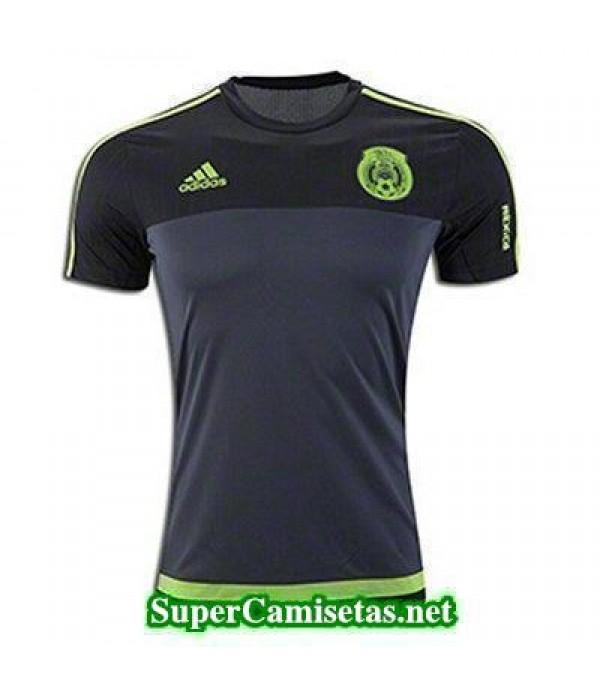Camiseta entrenamiento Mexico negro Copa America 2016