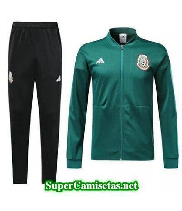 Chaquetas Mexico Verde 2018 2019 baratas