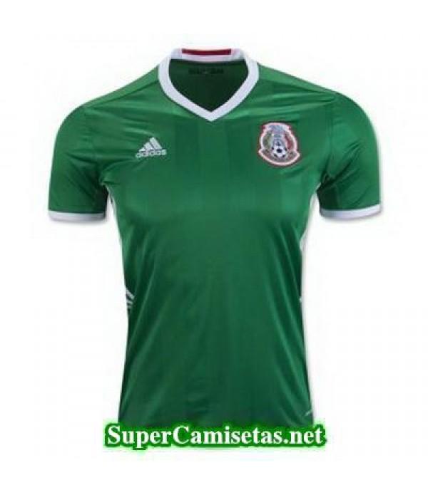 Primera Equipacion Camiseta Mexico Copa America 2016