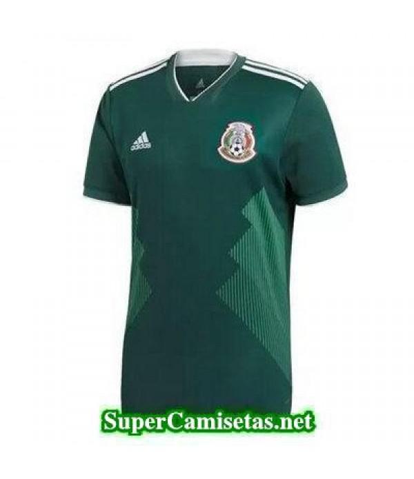 Primera Equipacion Camiseta Mexico Copa Mundial 20...
