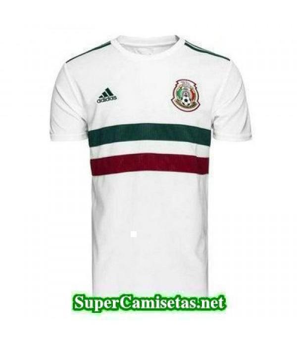 Segunda Equipacion Camiseta Mexico Copa Mundial 20...