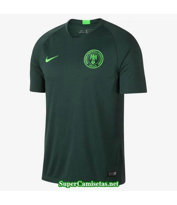Segunda Equipacion Camiseta Nigeria Mujer Copa Mundial 2019