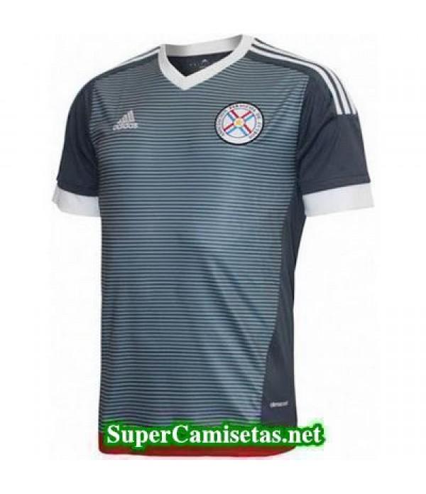 Segunda Equipacion Camiseta Paraguay 2015/16