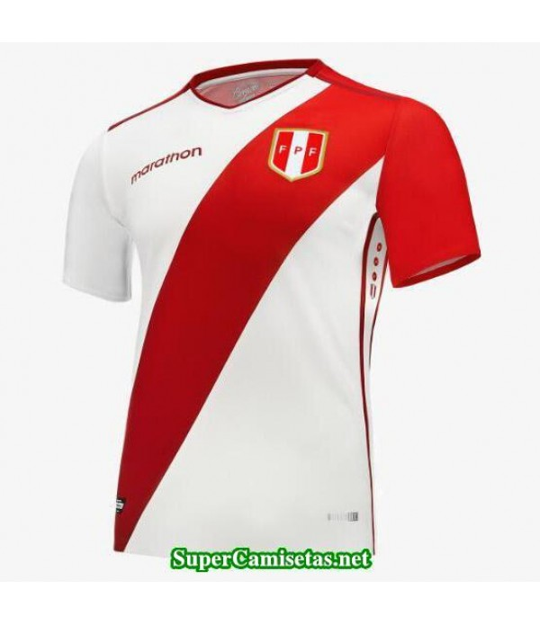 Primera Equipacion Camiseta Peru 2019 2020