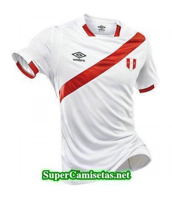 Primera Equipacion Camiseta Peru Copa America 2016