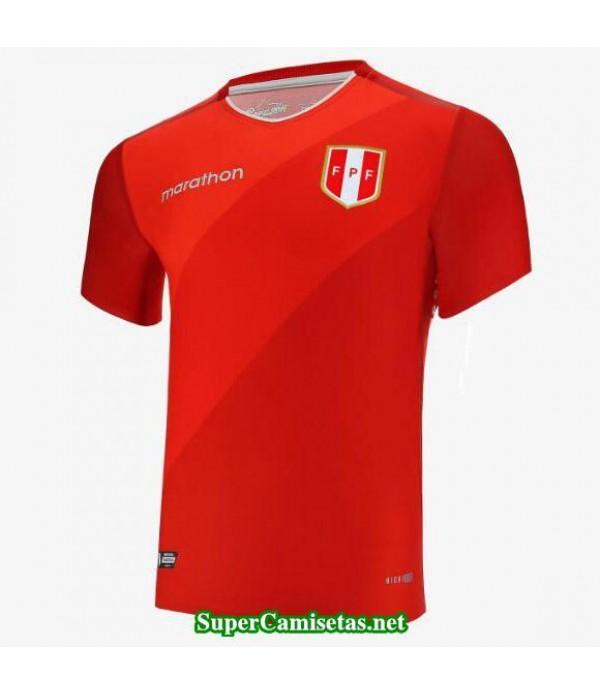 Segunda Equipacion Camiseta Peru 2019 2020