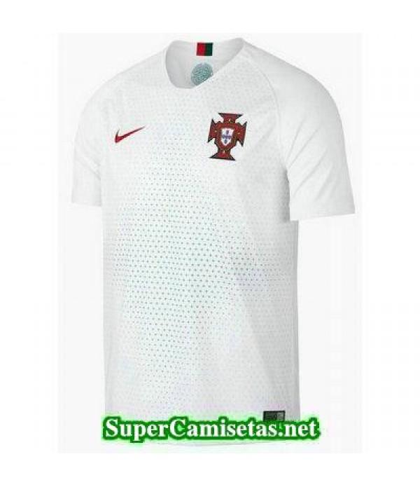 Segunda Equipacion Camiseta Portugal 2018 2019