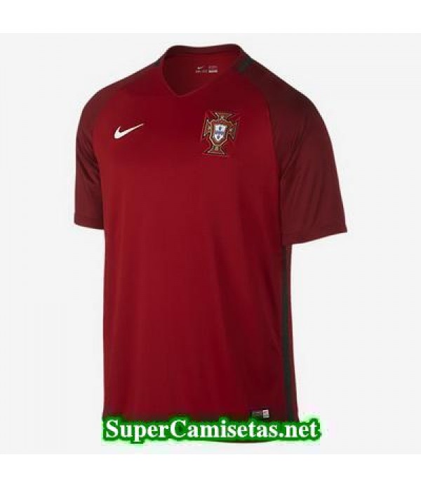 Tailandia Primera Equipacion Camiseta Portugal Eurocopa 2016