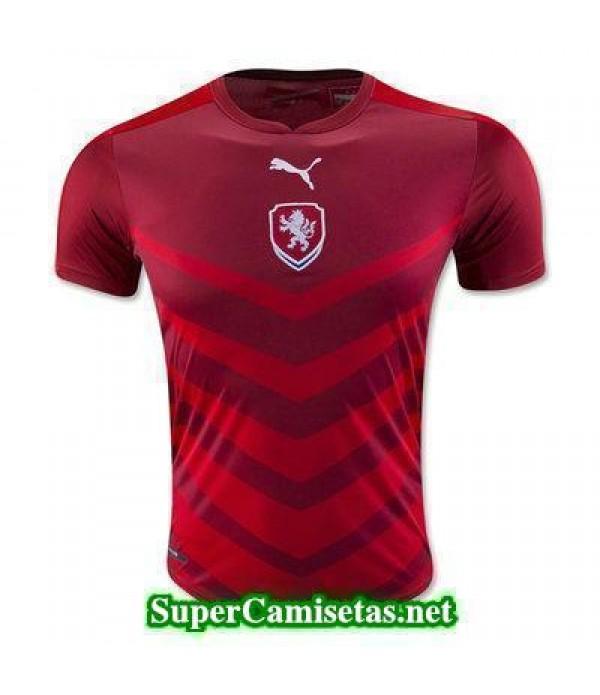 Primera Equipacion Camiseta Rep.Checa Eurocopa 2016