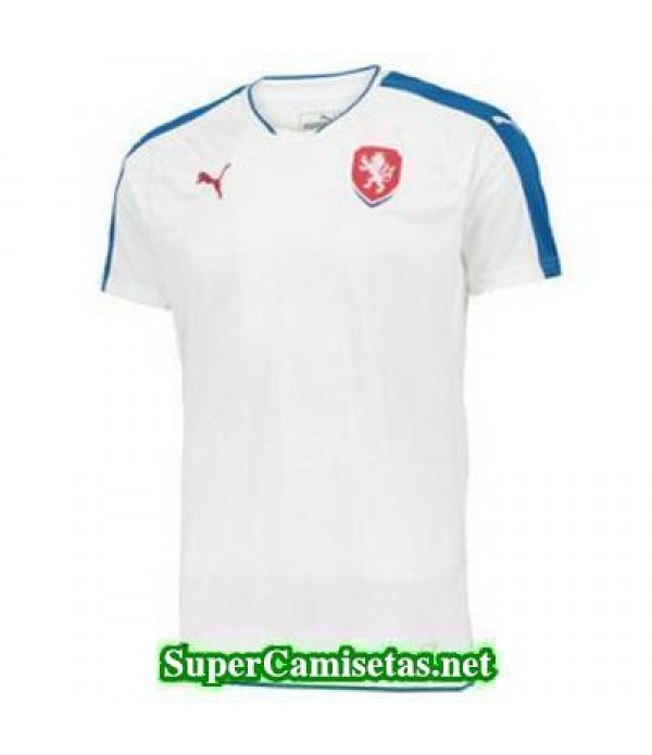 Segunda Equipacion Camiseta Republica Checa Eurocopa 2016