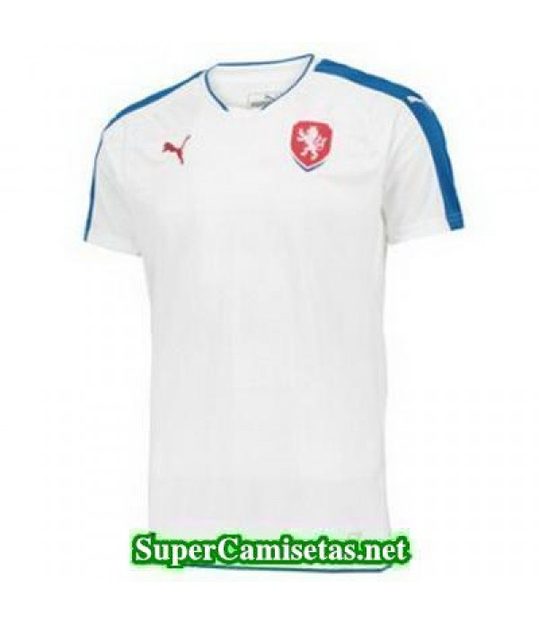 Tailandia Segunda Equipacion Camiseta Rep.Checa Eurocopa 2016