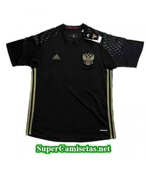 Portero Equipacion Camiseta Rusia Eurocopa 2016