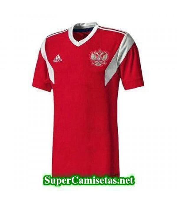 Primera Equipacion Camiseta Rusia Copa Mundial 2018