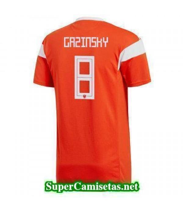 Primera Equipacion Camiseta Rusia Gazinsky Copa Mundial 2018