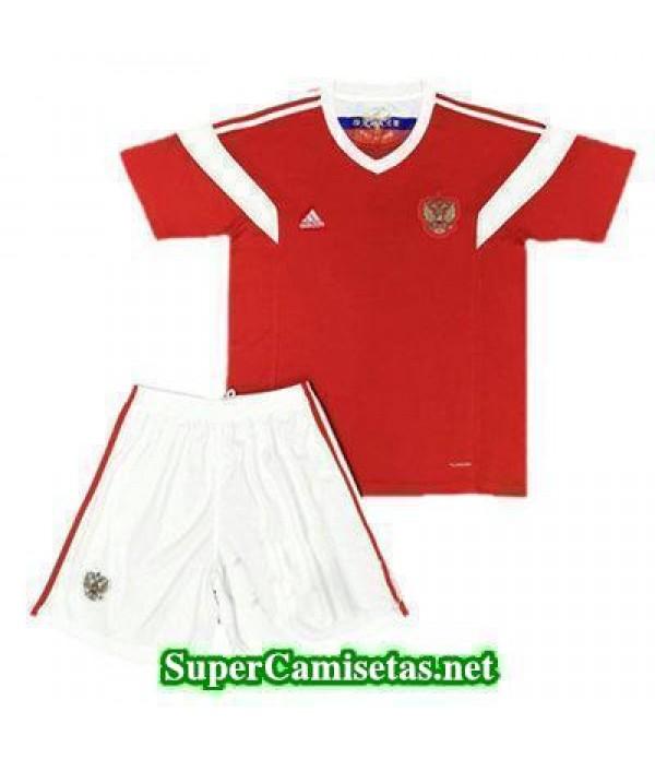 Primera Equipacion Camiseta Rusia Ninos Copa Mundial 2018
