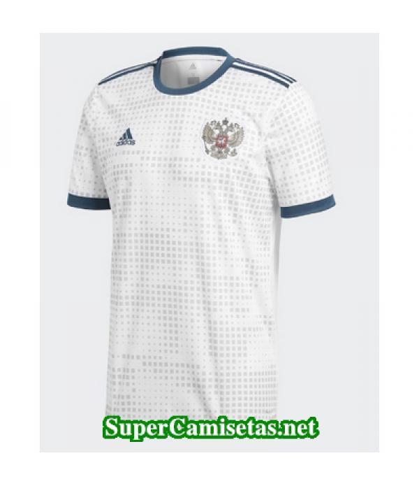 Segunda Equipacion Camiseta Rusia Copa Mundial 2018