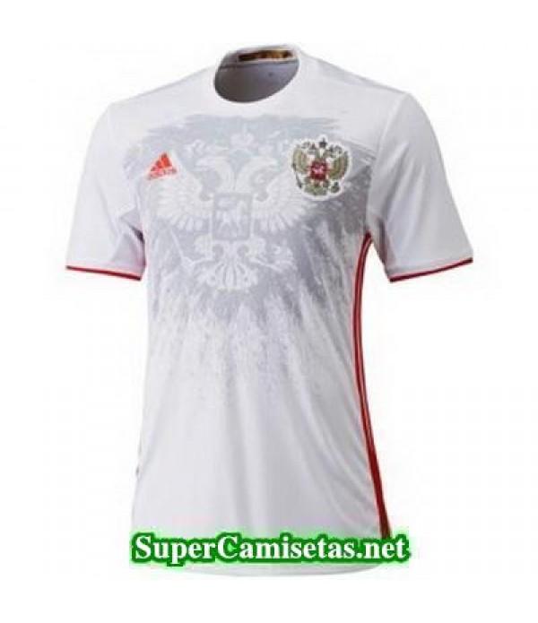 Segunda Equipacion Camiseta Rusia Eurocopa 2016