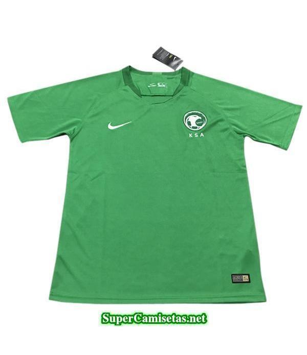 Segunda Equipacion Camiseta Saudi Arabia Copa Mundial 2018