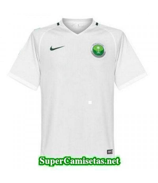 Tailandia Primera Equipacion Camiseta Saudi Arabia 2017/18